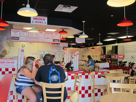 Five guys burgers coupons 2018