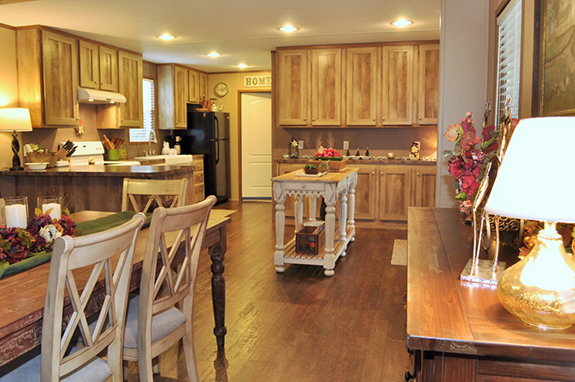 Clayton Homes commemorates business milestone with 60th Anniversary Home