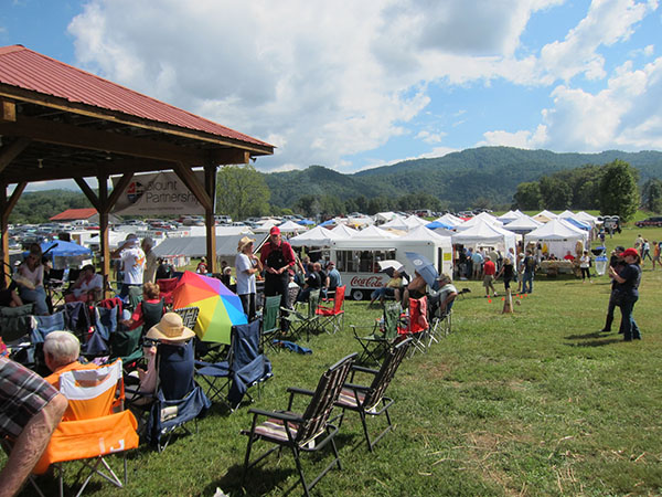 Annual Townsend Fall Festival 2017 Showcasing Appalachian