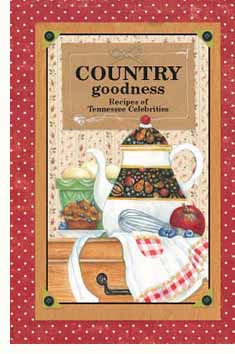 tennessee celebrities cookbook