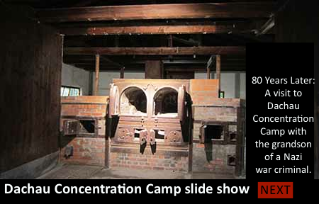 dachau concentration camp slide show
