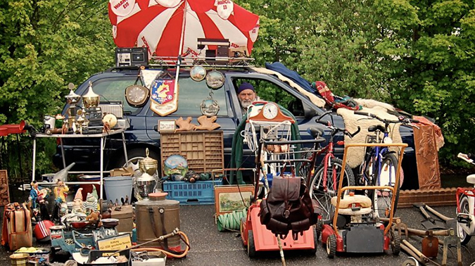 27th annual 690 mile World's Longest Yardsale starts today