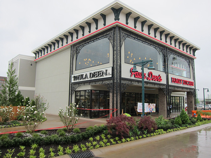 Simple Office Room Design, Paula Deen Opening Pigeon Forge Restaurant On April 27