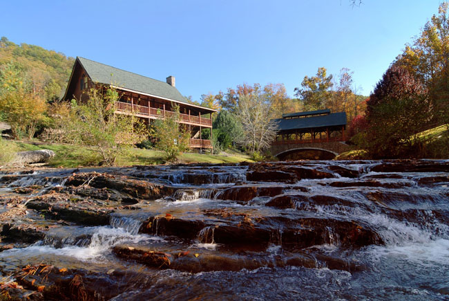 Smoky Mountain Cabins ~ Mountain getaways cozy cabins