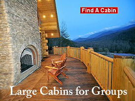 big cabins smoky mountains