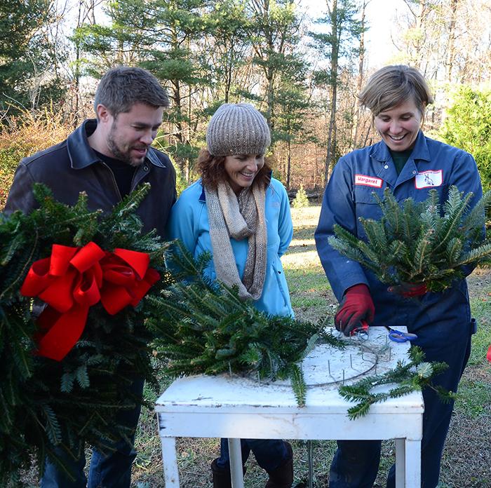 Tennessee Christmas tree farms share
