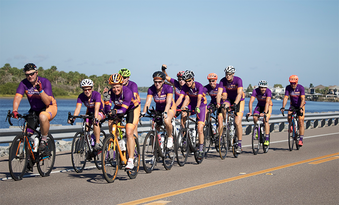 pedal for alzheimers