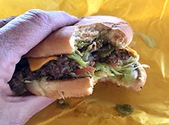 green chile cheeseburger trail new mexico